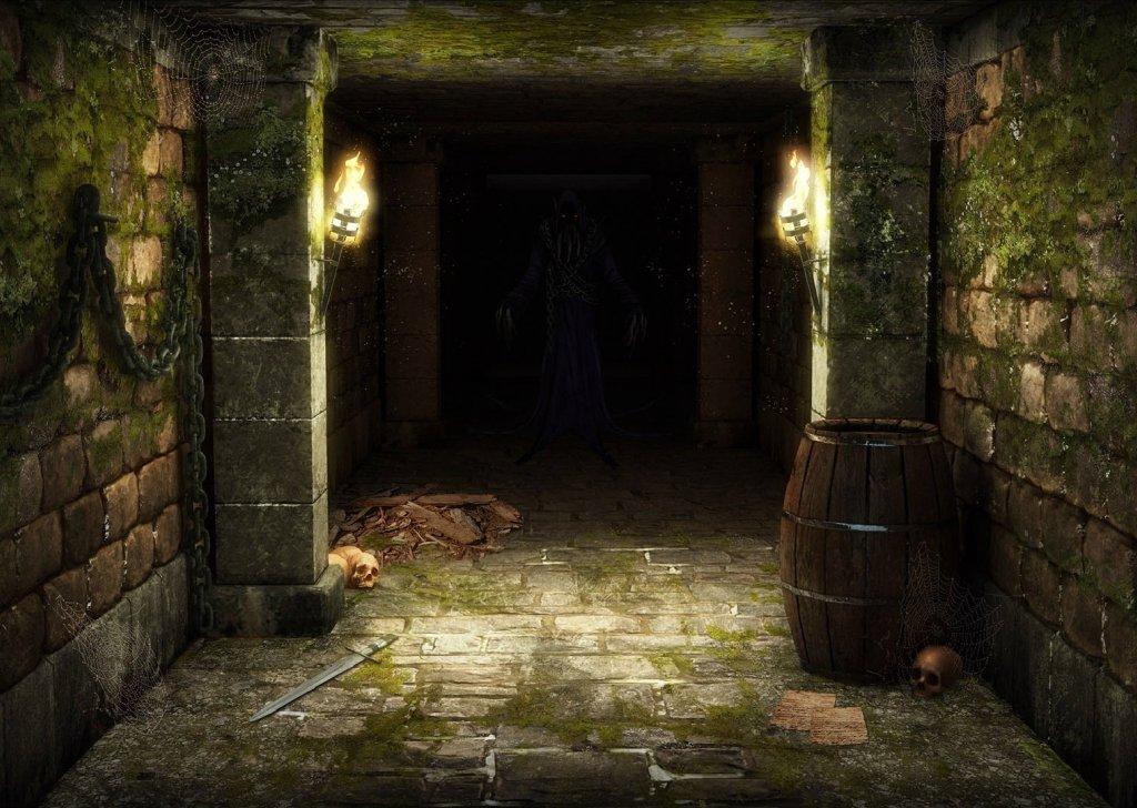 Creepy Dungeon Audio Atmosphere