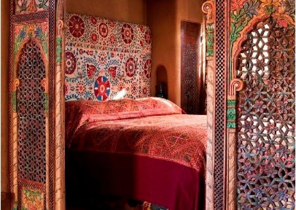 Arabian Bedroom. Arabian Bedroom audio atmosphere