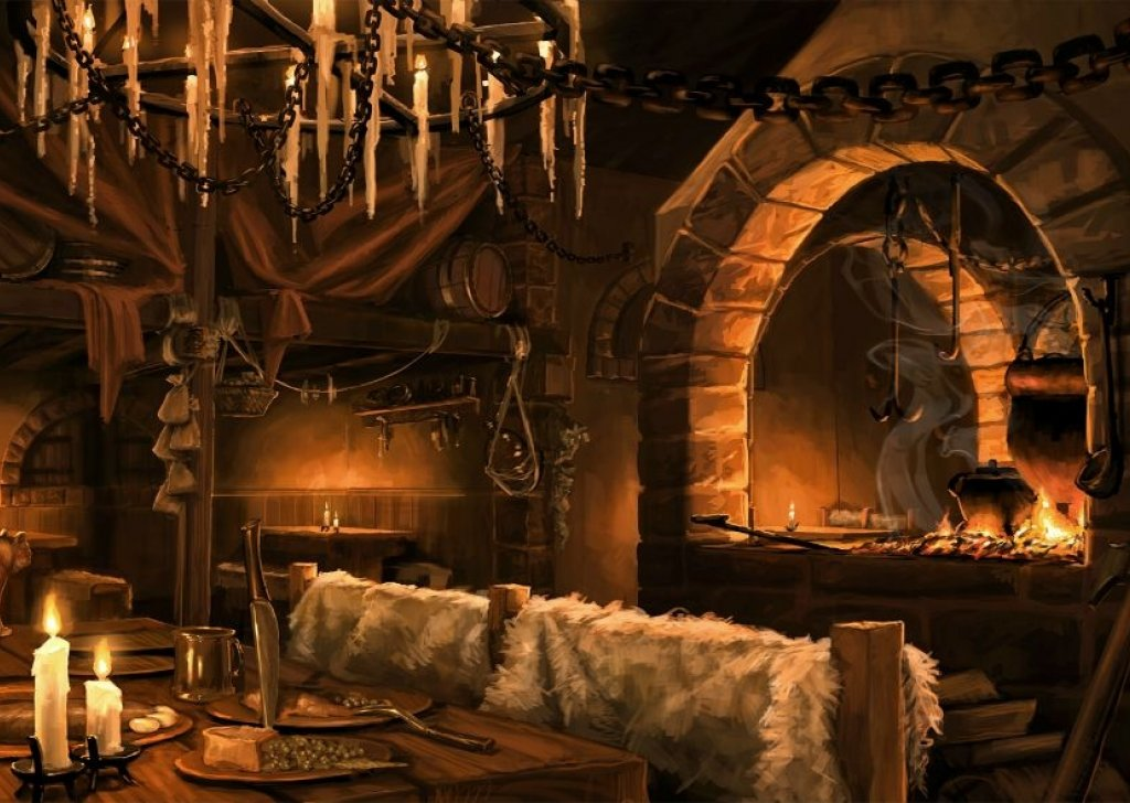 Tavern The Nearsighted Druid Audio Atmosphere