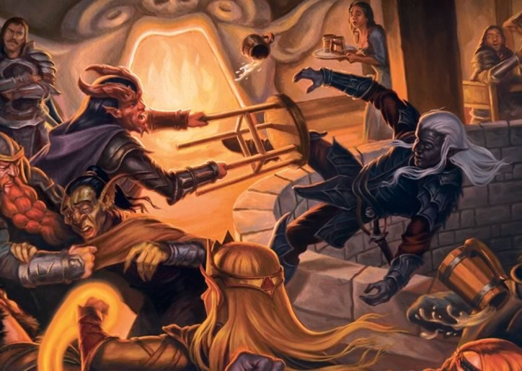 the yawning portal audio atmosphere